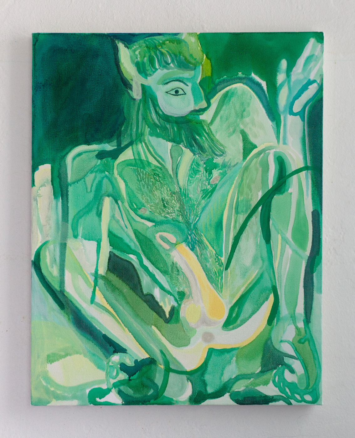 Greening Satyr